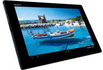 """Płytki były """"Sony Xperia Tablet Z»: opis, charakterystyka, cechy modelu, recenzje"""