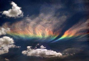 Fuoco arcobaleno – il segreto del fenomeno naturale insolito