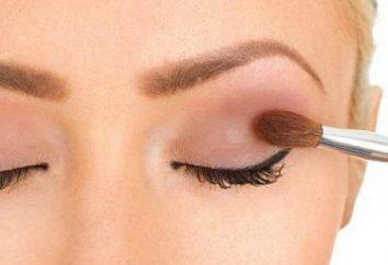 Cómo pintar las sombras? Lecciones de maquillaje para principiantes