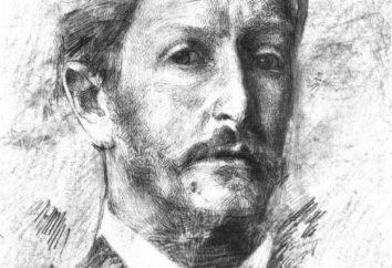 """M. A. Vrubels """"Lilac"""": Analyse und Beschreibung des Bildes"""