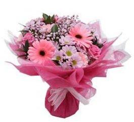 Algunos secretos sobre cómo flores bellamente empaquetados