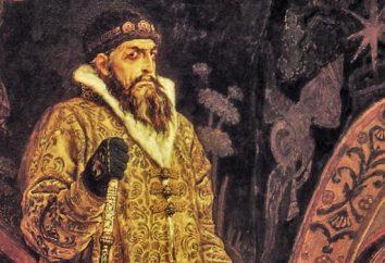 Le premier roi en Russie – Ivan IV, surnommé « Terrible »