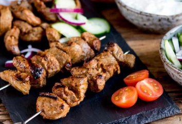 Quelle partie du meilleur kebab d'agneau pour: traditions populaires et les approches modernes