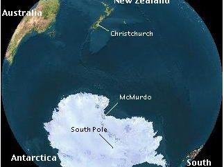 In welcher Hemisphäre ist die Antarktis – das Reich des Eises?