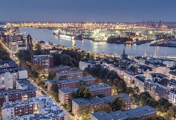 Cruise Port de Hambourg: description. le tourisme de croisière