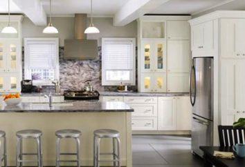 Ergonomia w kuchni. Planowanie wnętrza kuchni według zasad ergonomii