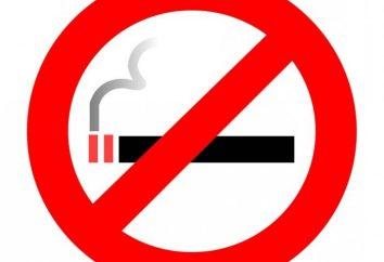 dla palących zdefiniowane przez prawo federalne