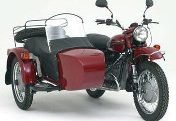 """Como fazer uma sintonia de uma moto """"Ural"""" de mãos dadas"""