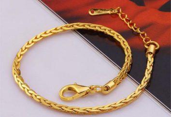 Pourquoi j'avais un bracelet: le livre de rêve. Pourquoi rêve d'un bracelet rouge bracelet en or
