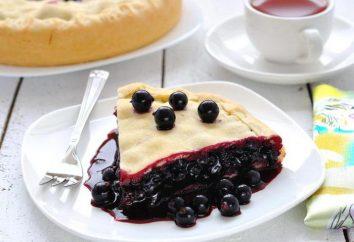 Torta con l'uva passa in multivarka: ricetta