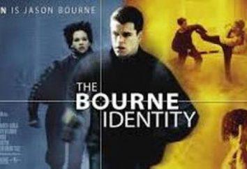 i film di Bourne – un franchising CIA superspy su