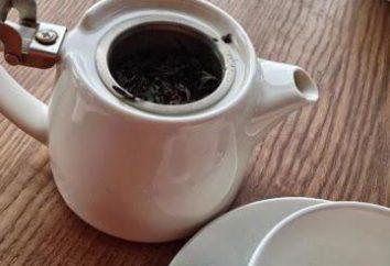 """""""Burnley"""" (chá): Fabricante e comentários"""
