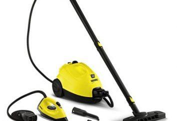 """scopa a vapore """"Korher SC1030"""": il feedback. Steam mop-electro"""