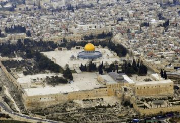 Monte do Templo (Jerusalém): fotos e comentários sobre turistas.