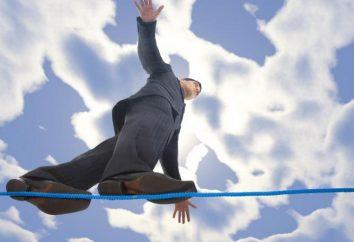 El exceso de confianza – una nueva valoración de las propias capacidades
