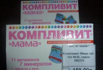 """""""Complivit Mamma"""": un feedback sull'utilizzo, il prezzo"""