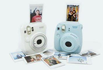 """""""Polaroid"""" – esta é … A câmera com impressão instantânea da empresa Polaroid: descrição, preço"""