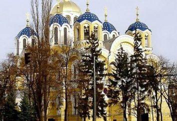 Cattedrale di San Vladimir (Kiev): foto, icone e recensioni