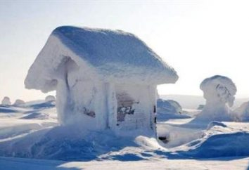 Finnland. Lappland und Nordlichter