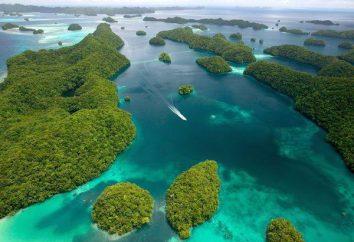 estado archipelágico en el mundo. Qué país se encuentra en 474 islas?