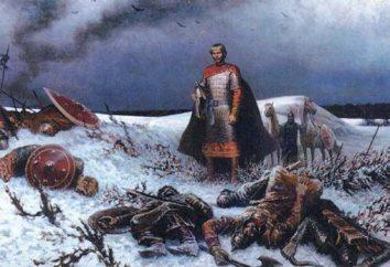 política exterior e interior Sviatoslav Igorevich