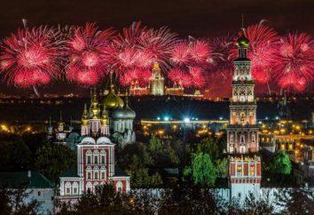 Fantastic Fireworks Festival w Moskwie: opis, położenie