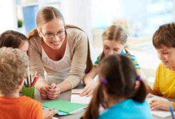 Conversa com crianças no grupo médio pela manhã: as características do planejamento, conteúdo e recomendações