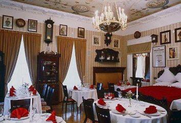 Luoghi popolari e migliori ristoranti Tyumen