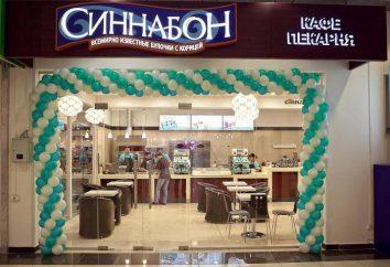 "Holt vero golosi – il caffè ""Cinnabon"" a Mosca"