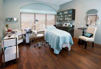 limpieza general de la sala de tratamiento: características y algoritmo de