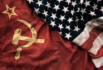 PIB de l'URSS et les Etats-Unis: une comparaison