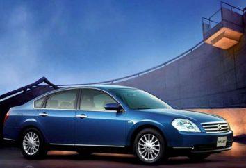Nissan Teana – opinie właścicieli samochodów