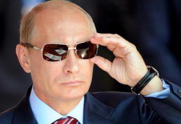 Casa natale di Putin V. V. e che i suoi genitori erano?