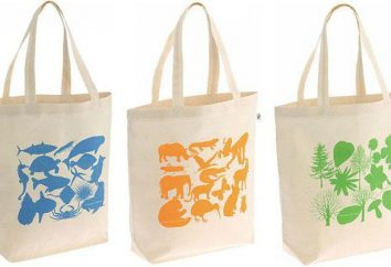 """Tasche """"eco"""" – Accessoire für diejenigen, die das Leben zu schätzen wissen"""