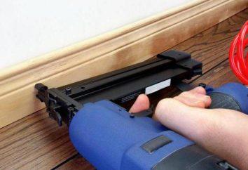 La pistola di costruzione e la sua applicazione