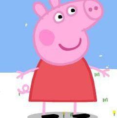 Proste lekcje rysunku: jak narysować świnki etapy Peppa?
