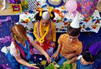 Competições para crianças em uma festa de aniversário – e divertida e segura