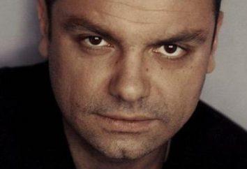 Alexey Fadeev es un actor de teatro y cine