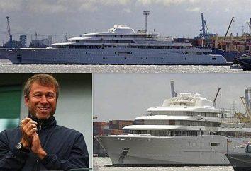 Eclipse – il più grande yacht di Abramovich