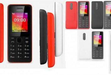 Revisión del Nokia 106 táctil teléfono de tonos