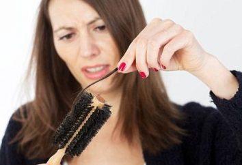 Co zrobić, jeśli bardzo włosy wypadły