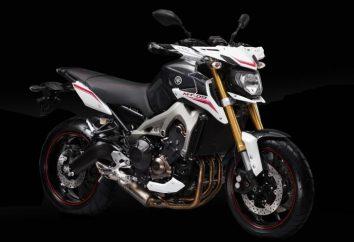 Yamaha MT-09 – nowoczesny motocykl