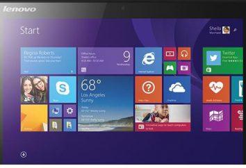 Tablet Lenovo Miix 3: Eigenschaften und Bewertungen. Lenovo Miix 3: Probleme nach der Aktualisierung