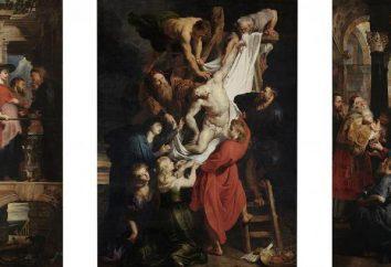 """Discesa Rubens' dalla Croce """"- una penitenza religiosa"""