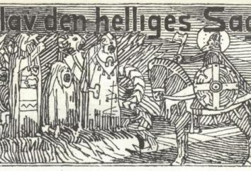 Saga – skandynawskich praca literacka proza