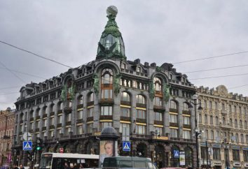 "Cafe ""Singer"", San Pietroburgo: descrizione, menu e recensioni"