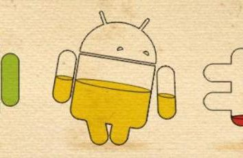 """Die Batterie auf dem """"Android"""" wird schnell entladen: die Ursache und die Lösung des Problems"""