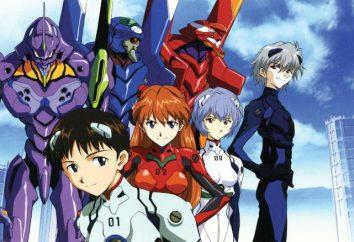 """Anime """"Evangelion"""", o """"Shinji Ikari salva il mondo"""": la storia ei personaggi principali"""