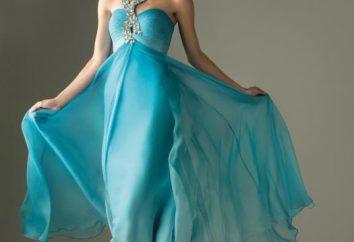 De quoi porter robe turquoise sur le sol? styles de mode