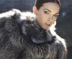 Un abrigo de piel de un mapache – ganga